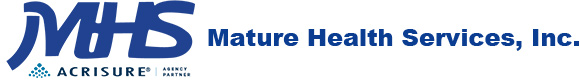Mature Health Services Logo