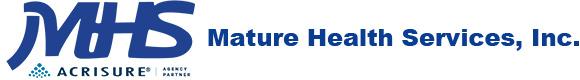 Mature Health Services Logo